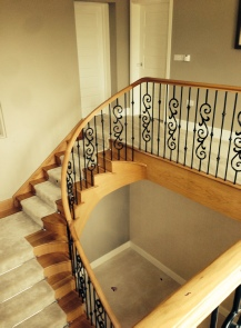 oak stairs,oak staircase,oak helical staircases,oak helical stairs: