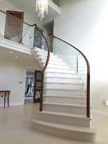 stone staircases, stone stairs, helical staircases, helical stairs, stone helical staircases: