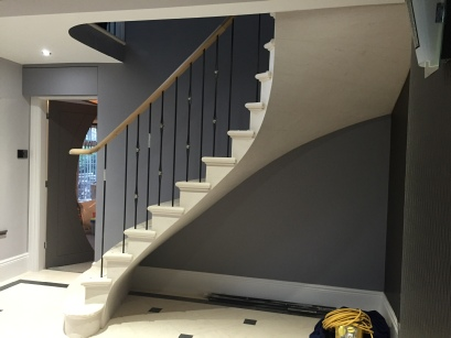 Stone staircases, stone stairs, helical stone staircases, helical stone stairs: