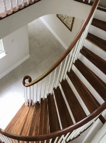 Helical stairs,helical staircase,curved stairs,curved staircase,oak helical staircase,walnut helical staircase,stone helical staircase: