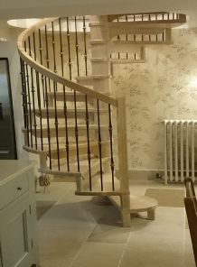 Oak spiral stairs,oak stairs,oak spiral staircase,spiral stairs: